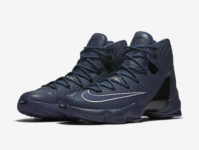 Nike LeBron 13 Elite Built for Battle Squadron Blue