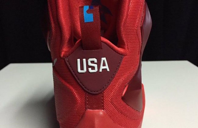 Nike LeBron 13 USA Olympics