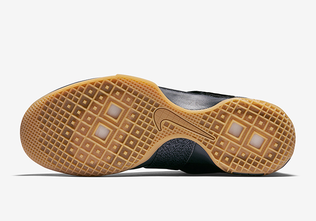 Nike LeBron Soldier 10 Black Gum Strive for Greatness