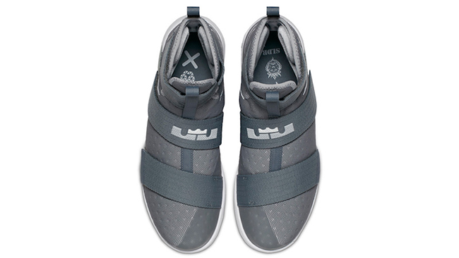 Nike LeBron Soldier 10 Cool Grey