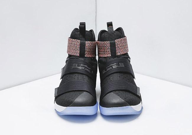 Nike LeBron Soldier 10 EP Iridescent