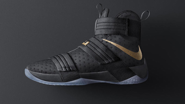 Nike LeBron Soldier 10 Finals iD