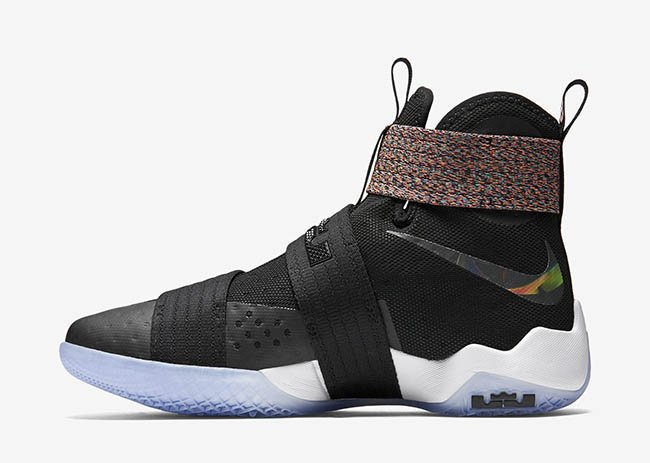 Nike LeBron Soldier 10 Iridescent Release Date