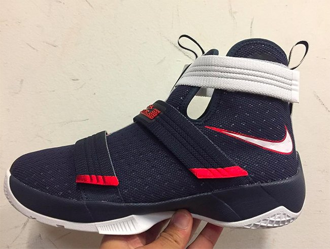 Nike LeBron Soldier 10 USA Release