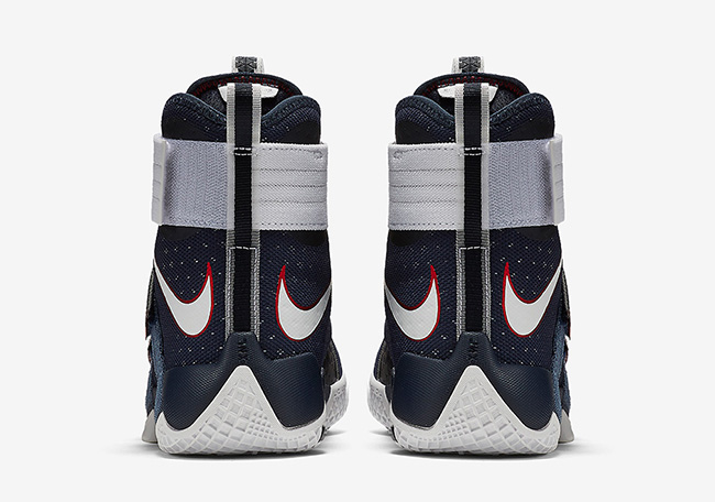 Nike LeBron Soldier 10 USA Release Date