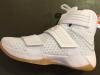 Nike LeBron Soldier 10 White Gum