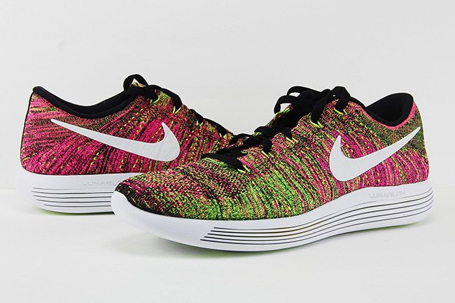 Nike LunarEpic Low Flyknit Unlimited Multicolor Review