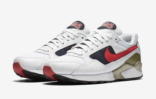 online store bc8b2 351bc Nike Pegasus 92 Olympic 2016 Retro Release