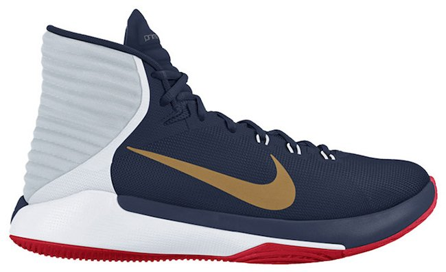 Nike Prime Hype DF 2016 EP Olympic USA