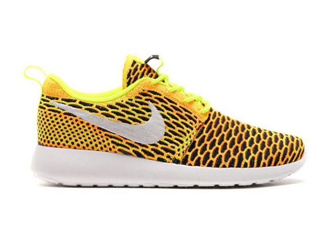 Nike Roshe One Flyknit Summer 2016 Colors