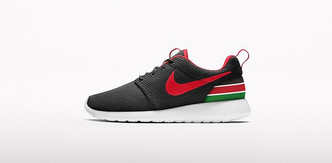 Nike Roshe One Unlimited Pride