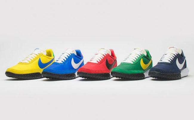 Nike Roshe Waffle Racer NM Olympic Pack