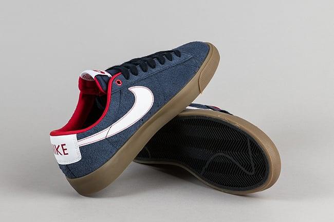 9318645193cf9 Nike SB Blazer Low GT USA