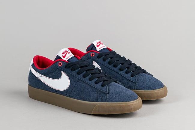 Nike SB Blazer Low GT USA