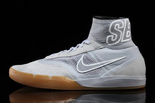 Nike SB Koston 3 Hyperfeel Wolf Grey SB Branding