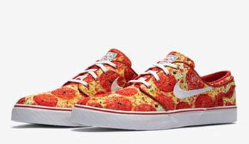 Nike SB Skate Mental Stefan Janoski Pizza
