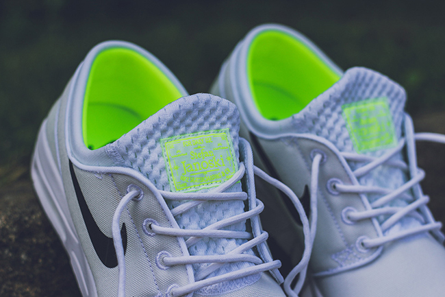 Nike SB Stefan Janoski Max White Black Volt