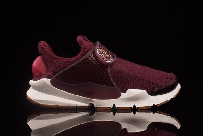 Nike Sock Dart Night Maroon   SneakerFiles
