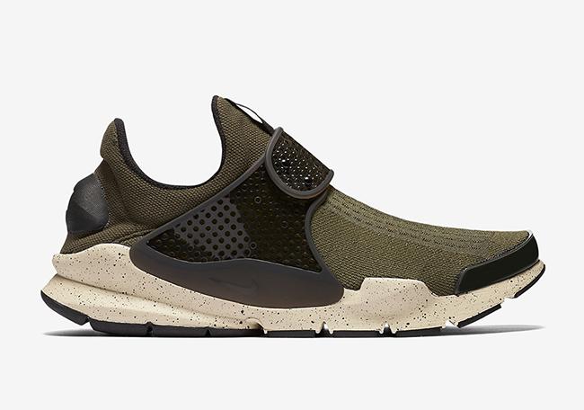 Nike Sock Dart SE Cargo Khak