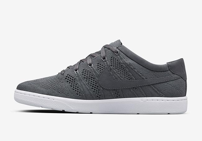 Nike Tennis Classic Ultra Flyknit Roger Federer Dark Grey
