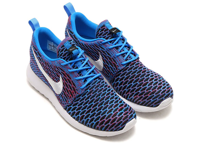 Nike WMNS Roshe One Flyknit Photo Blue