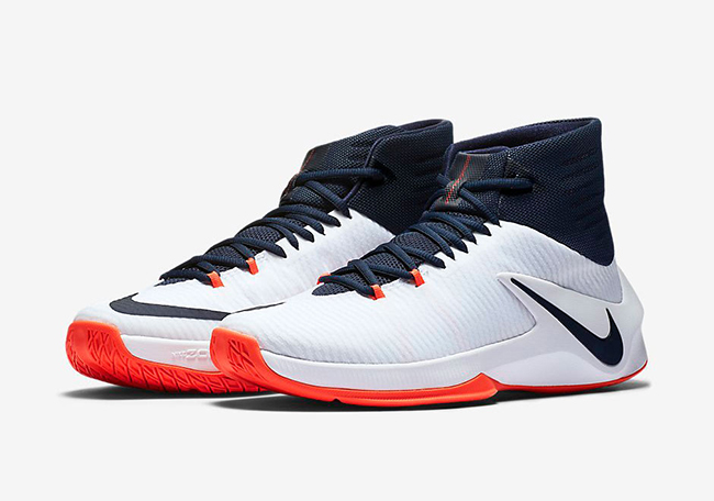 best service 2d9a8 e617b Nike Zoom Clear Out Olympic Draymond Green