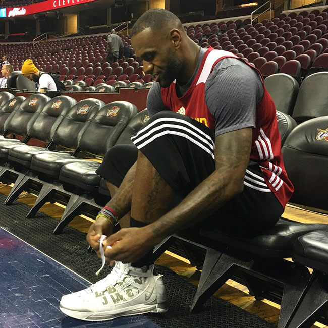 Nike Zoom LeBron 3 NBA Finals All Star PE