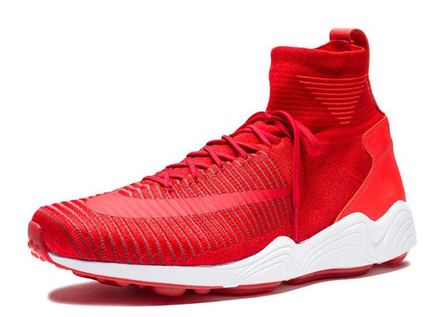 Nike Zoom Mercurial Flyknit University Red