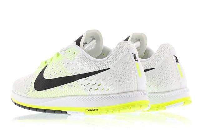 Nike Zoom Streak 6 White Black Volt