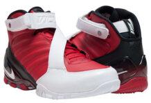 Nike Zoom Vick 3 Red White Black