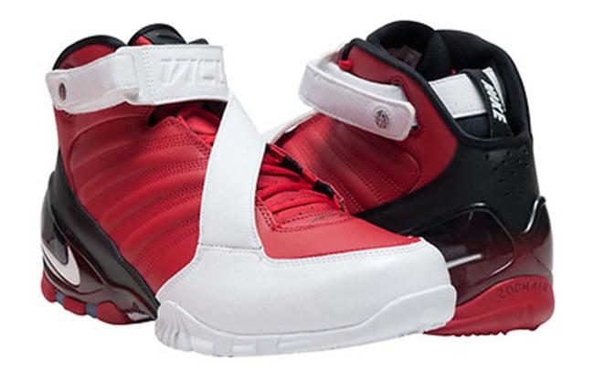Nike Zoom Vick 3 Red White Black  b14dd8eb9fb3e