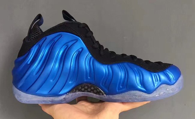 Nike Foamposite Royal Og
