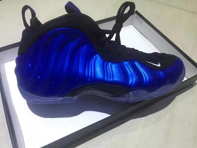 OG Royal Nike Air Foamposite One 2017