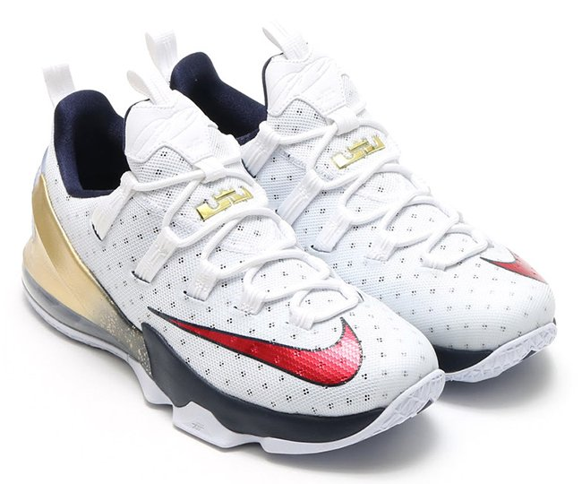 Olympic Nike LeBron 13 Low