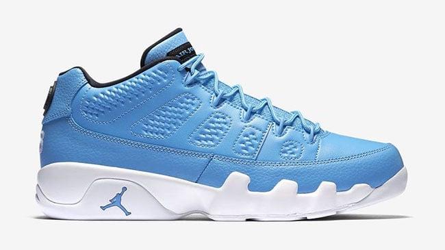 Pantone Jordan 9 Low