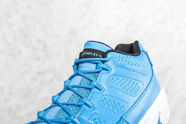 Pantone Jordan 9 Low Release
