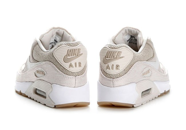 Pedro Laurenco Nike Air Max 90 White Gold