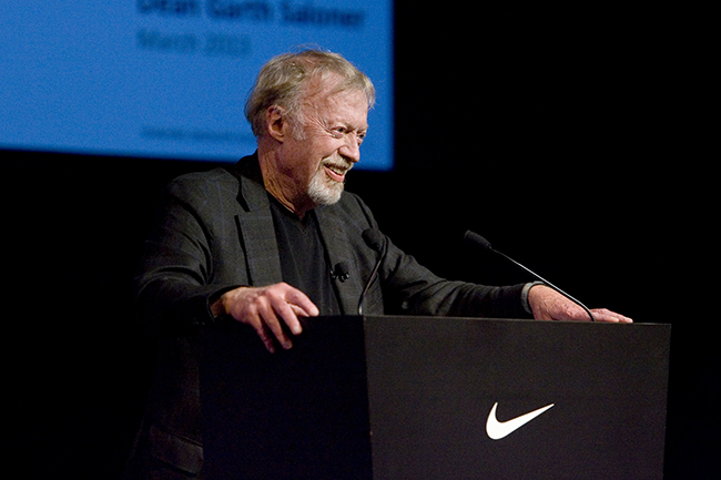 Phil Knight Retires Nike