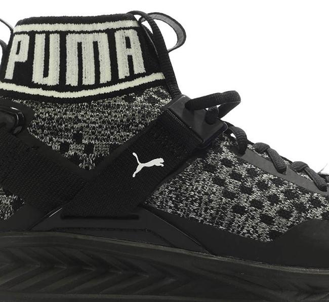 Puma Ignite Pro Knit Black Grey