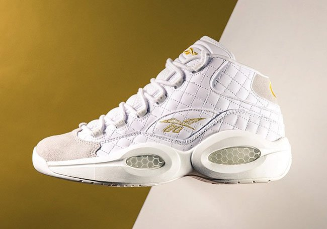 Reebok Question White Party Birthday