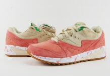 Saucony Grid 8000 Shrimp Scampi Lobster Review
