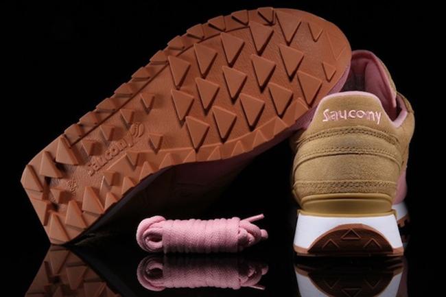 Saucony Shadow Original Pink Tan