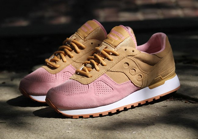 Saucony - Shadow Original Pink