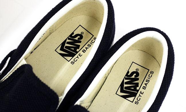 Scye Basics Vans Slip-On