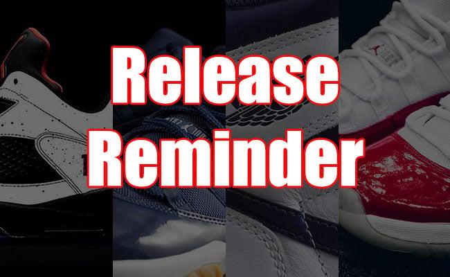 Sneakers Release June 2 4 2016