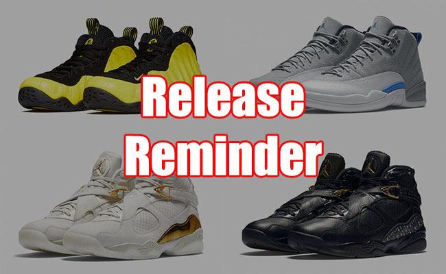 Sneakers Release June 24 25 2016