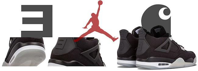 92f4287c768 StockX Eminem Air Jordan 4 Carhartt Giveaway