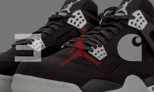 6d53cc6e96ec80 Eminem and StockX Are Giving Away the Air Jordan 4  Carhartt