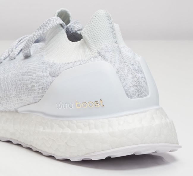 Triple White adidas Ultra Boost Uncaged