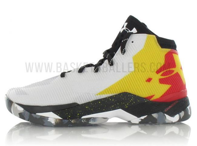 Under Armour Curry 2.5 Maryland